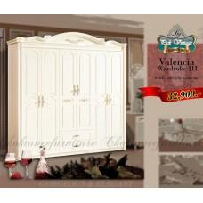 ตู้เสื้อผ้าเจ้าหญิง วินเทจ vintage รุ่น Valencia Wardrobe III