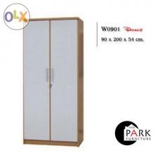 ตู้เสื้อผ้า2ประตูสูง2เมตร รหัสW-0901
